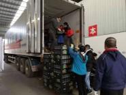 """这就是山东丨他们彻夜不眠为武汉送去了350吨""""爱心菜"""""""