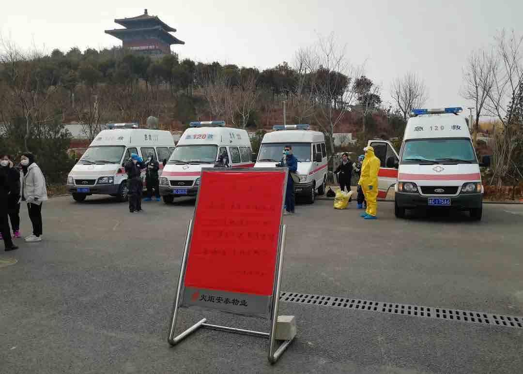 淄博高新区51名密切接触者实行集中隔离
