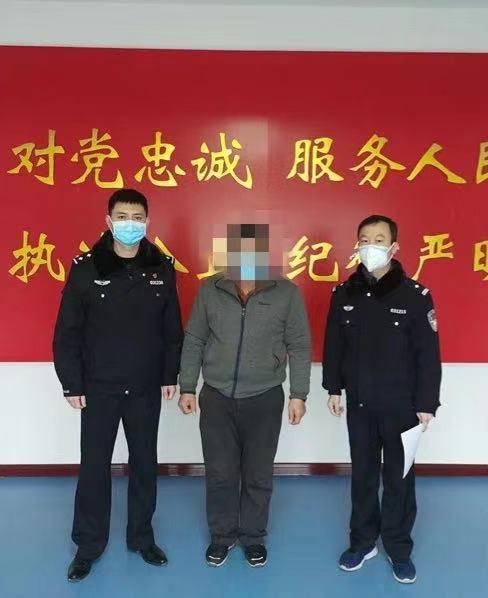 淄博桓台警方依法行政拘留一名妨害疫情防控秩序违法人员