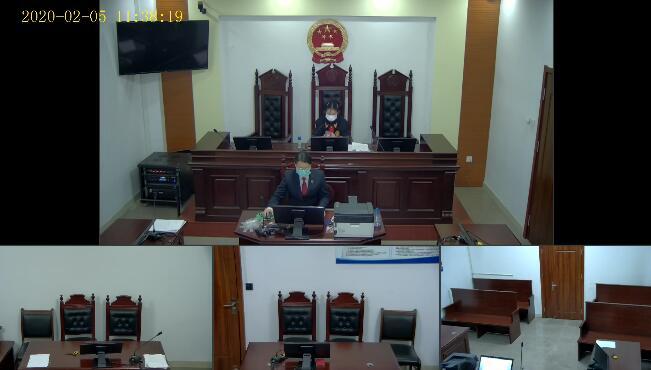 21秒丨节后上班3天 日照东港法院城郊法庭线上结案6起