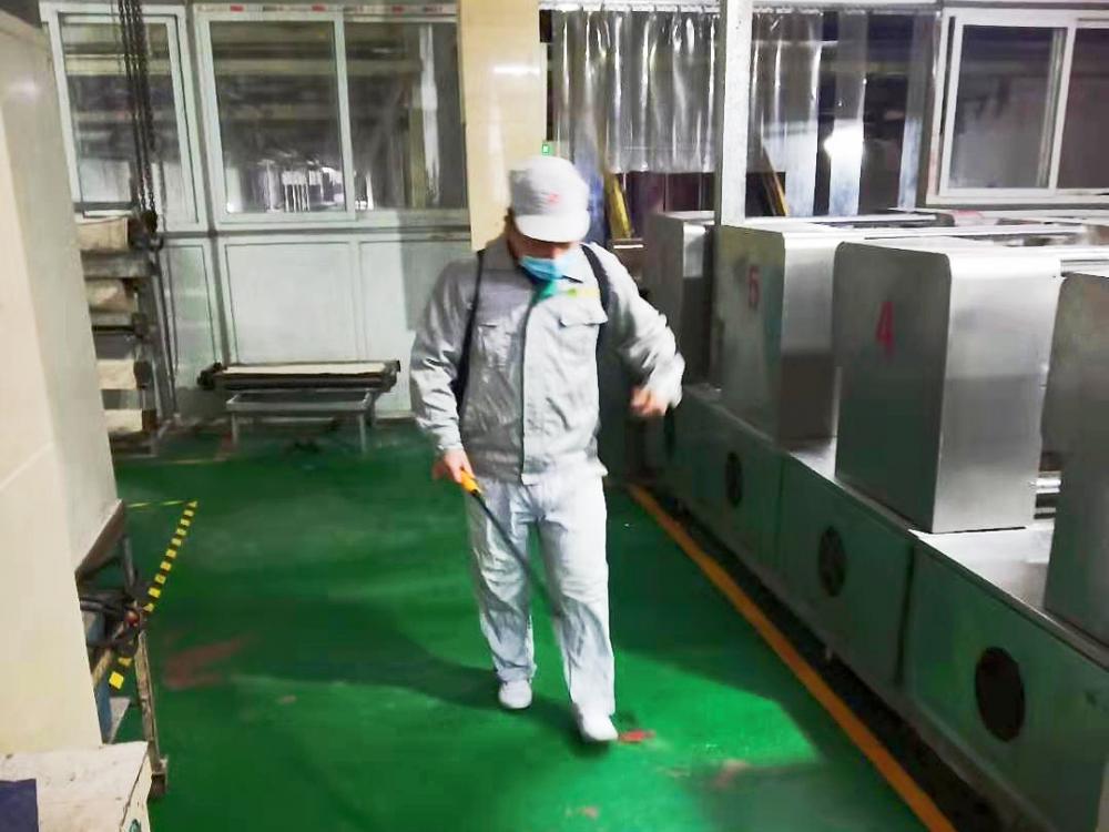 生产防控两不误,日产面粉超百吨  济宁企业全力生产保供应