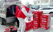 空气净化器、口罩、消毒液……潍坊昌乐志愿者支援疫情防控一线