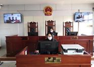 不握手的言和 滨州无棣法院诉前调解线上进行时