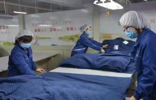 山东规上工业企业累计开工13790家 复工人数204.4万人