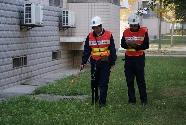 """人机协调战""""疫""""  潍坊启动无人机巡线保障燃气管线安全"""
