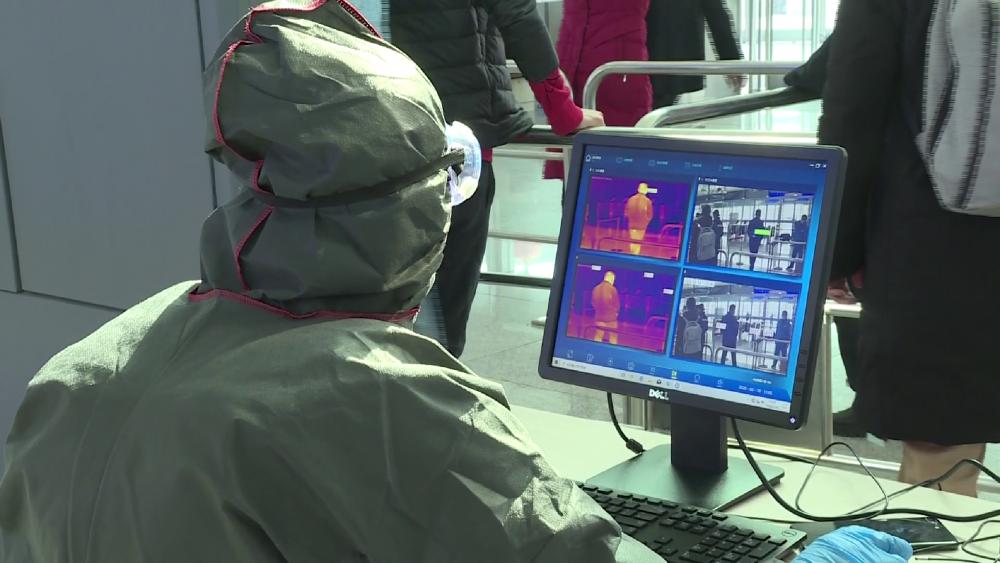 众志成城 抗击疫情丨淄博企业十天研发无感测温系统 服务春运防疫