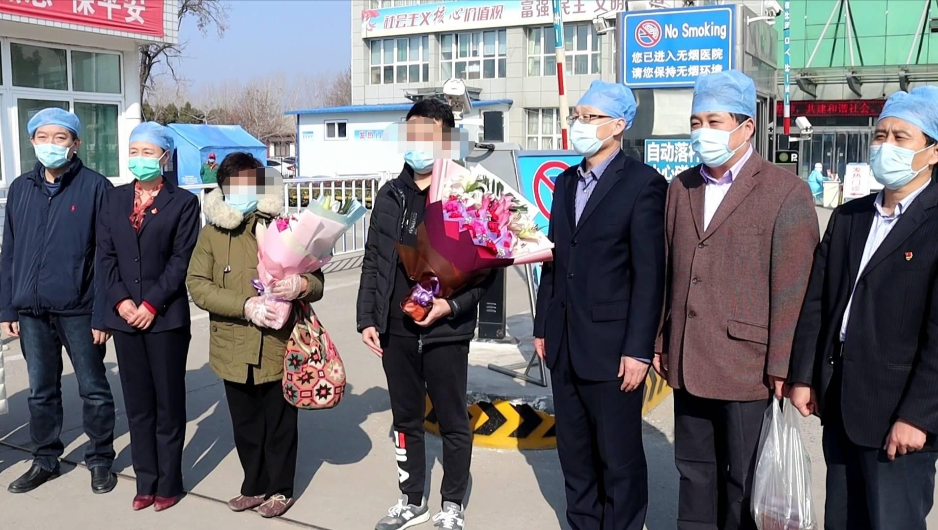 济宁又有2名新冠肺炎患者治愈出院 已累计出院14名