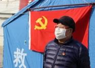"""泰安宁阳72岁老兵重返""""战场""""他总是早早的来、迟迟的走"""