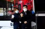 潍坊开通多条公交专线 助力企业复工
