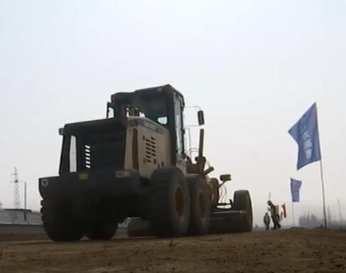 央视《新闻直播间》丨山东:在建高速公路重点项目全面复工