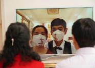 不请客 不聚堆 潍坊昌邑这对新人举办了一场特殊的网络直播婚礼