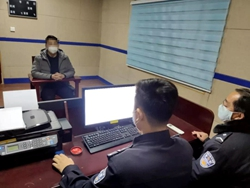 聊城临清一男子疫情防控期间拒不配合任意闯卡,被依法行政处罚