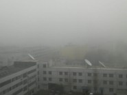 海丽气象吧丨能见度降至200米左右 潍坊昌乐发布大雾橙色预警