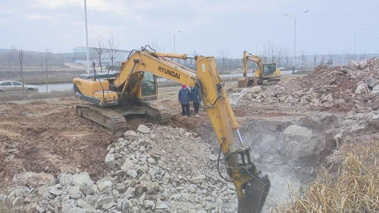 """30秒 国网临朐供电公司""""三级""""包保服务 助力全县重点项目建设"""