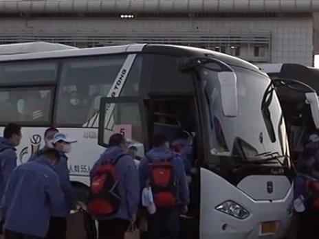 央视《新闻直播间》:山东支援湖北342名医疗队员返回