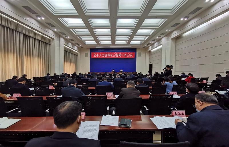 济南市今年力争城镇新增就业15万人 登记失业率控制在3%以内