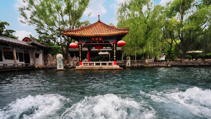 优先开放大空间景区!济南已开放17家A级旅游景区