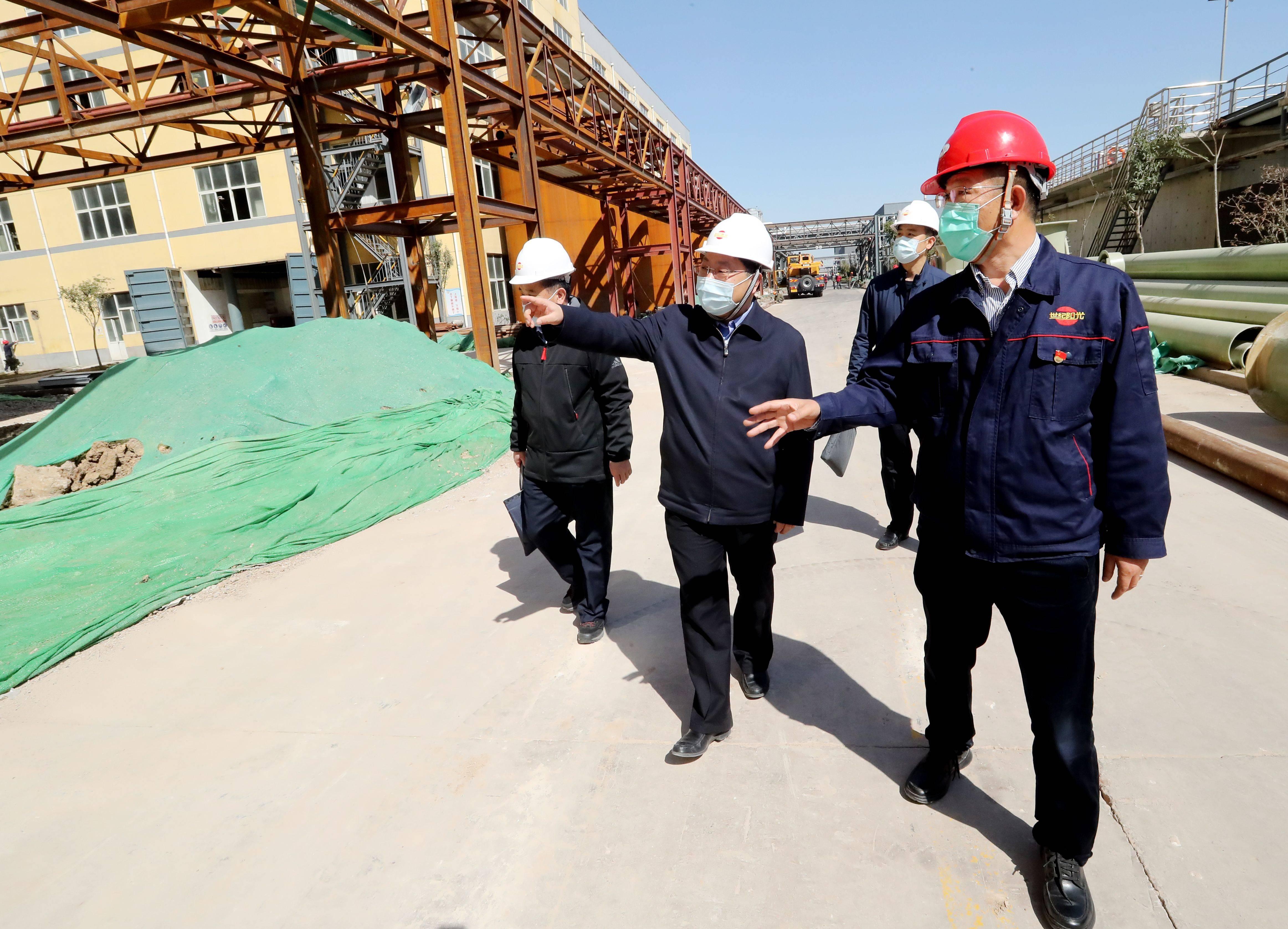 山东省派济宁省检察院四进工作组多措并举助力企业解决8000万信贷难题