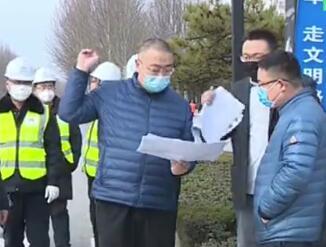 潍坊青州:补短板强弱项促发展 提升城市品质