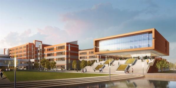 济南市大学园片区18街区迎来最新规划 总建设规模约238.28平方米