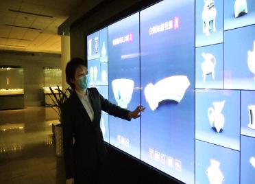 """70秒丨既有""""九宫格""""又有二维码!潍坊市博物馆恢复开放啦"""
