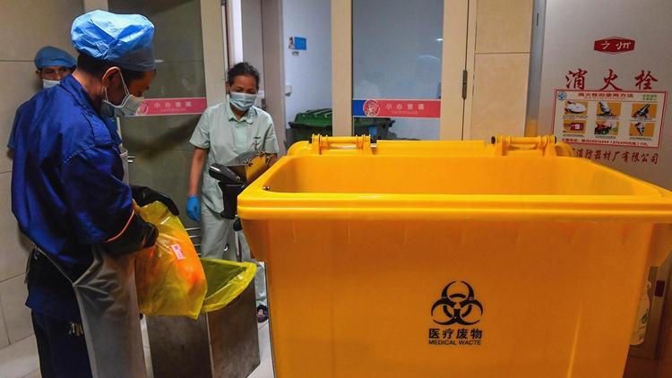 直通人大丨《山东省医疗废物管理办法》今日通过 医疗废物将实现全过程监控