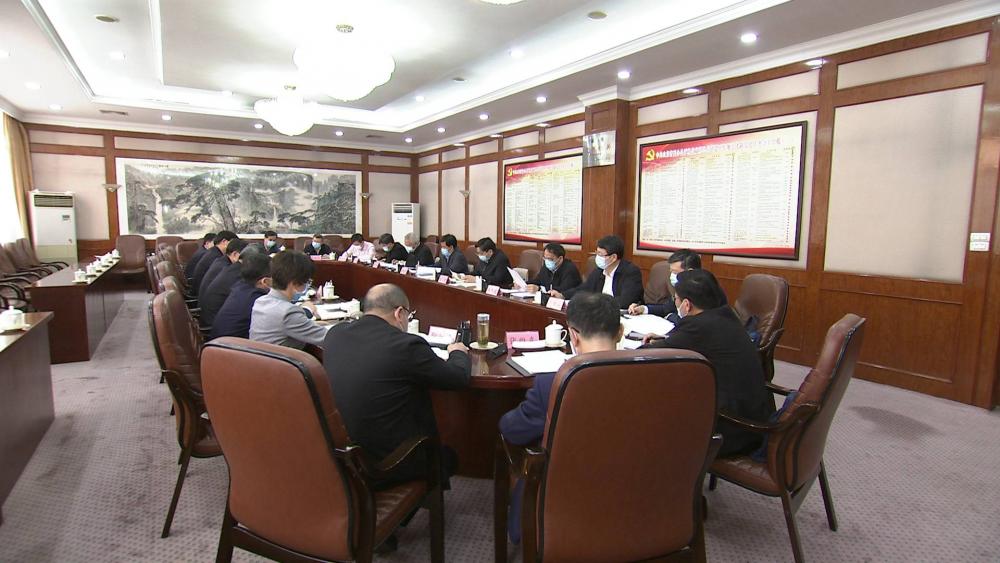 山東省委、省政府約談綜合考核和雙招雙引工作排名靠后有關市黨政負責人
