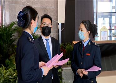 缓缴税款2100余万元!潍坊市潍城区推出税费新政助力企业复工