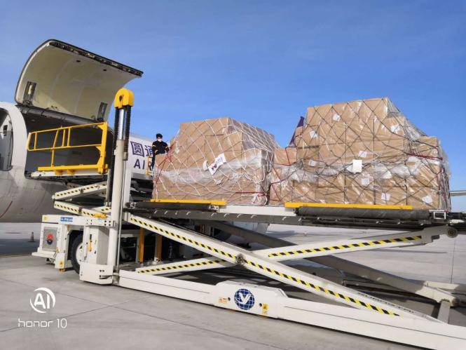 山东机场国际货运业务实现逆势上扬