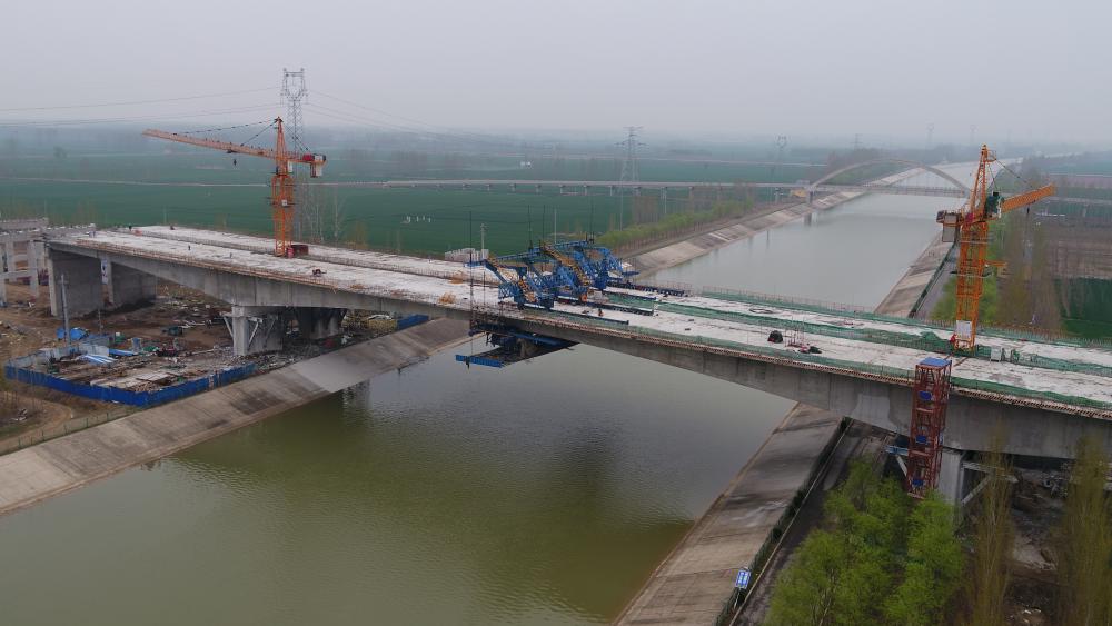 1-4月山东累计完成投资267.9亿元用于高速公路建设