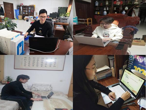 在线直播分享经验  山东这所大学办求职云享会助力毕业生成才就业