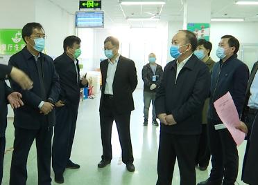 60秒|滨州市委副书记、市长宇向东到阳信调研学校复学准备工作