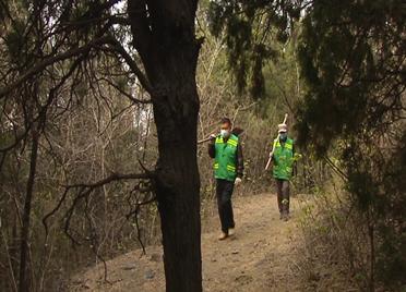 34秒|邹平实施24小时全天候防护 做好山体公园和园林绿地防火工作