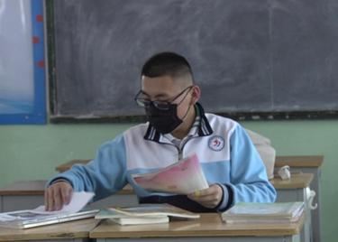 54秒|开学倒计时!聊城三中部分高三学生已陆续返校报到