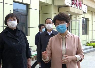 聊城代市长李长萍:切实守牢学校安全底线