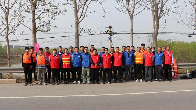 22秒|防汛实战!滨州开展汛期前洪水测报演练