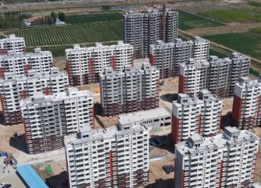 53秒|看新家 滨州高新区黄河滩区村民代表参观迁建新居