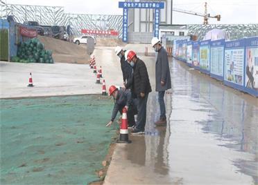 威海文登开展建筑工地环境整治 不断提升施工环境水平