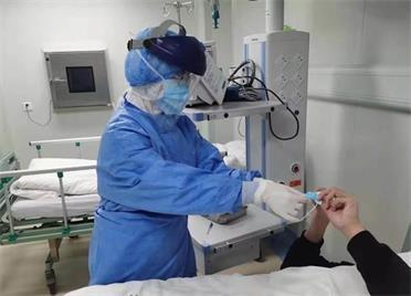 512她来了丨威海市中医院刘双双:最大的满足就是获得患者的认可