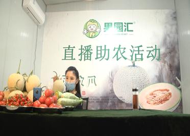 26秒 助推优质农产品线上销售  滨州博兴第一个村级电商中心建成启用