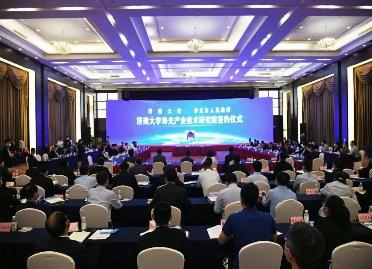 深化校地校企合作 实现共建共赢 济南大学寿光产业技术研究院签约仪式举行