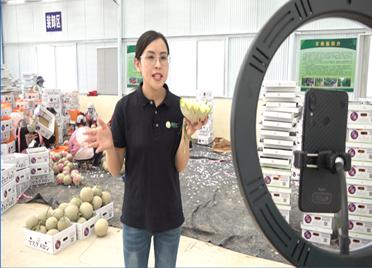 54秒|滨州博兴:村里建起了电商服务中心 瓜农销售不再犯愁