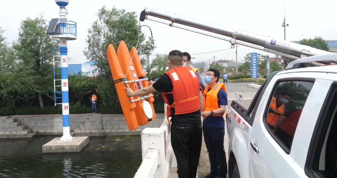 29秒|日照开展2020年超标准洪水防汛测报及安全生产演练
