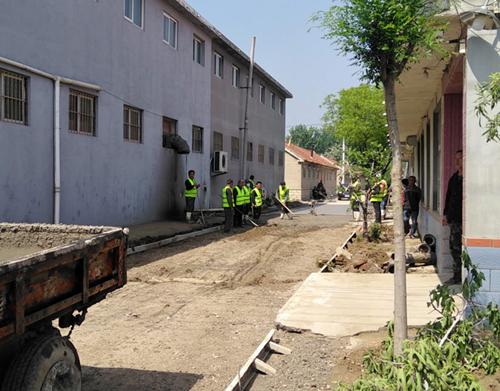 2020年青岛1962个行政村要完成通户道路硬化,744个已开工
