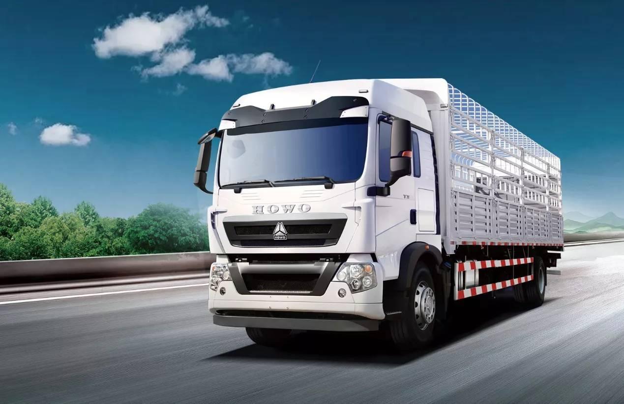 中国重汽 绿通王者丨全新一代豪沃TX高顶双卧载货车震撼上市