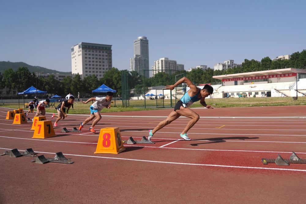 @体育考生  bet356体育在线官网2020年高考体育类分两批次录取 不单设文化课分数线