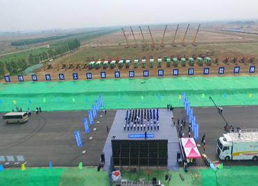 80秒|指挥部+专班 滨州博兴加快重点项目建设