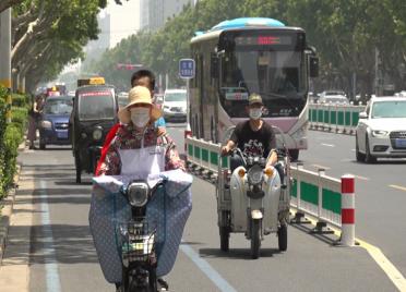 55秒丨潍坊临朐最高气温达39℃ 气象专家:别慌!冷空气9日登陆