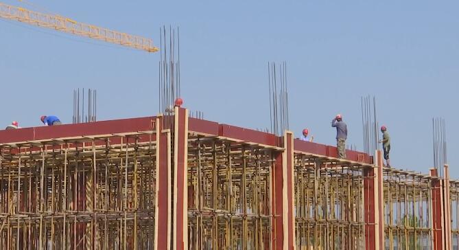 28秒丨日照开发区:4亿元政府专项债券护航项目建设