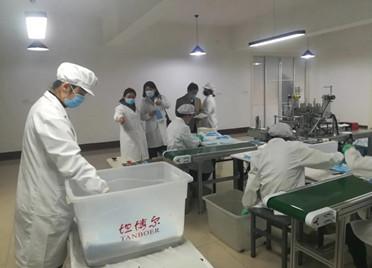 潍坊对口罩等防疫用品领域认证活动开展专项整治 已检查企业122家